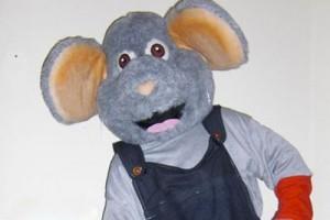 mascotte muis